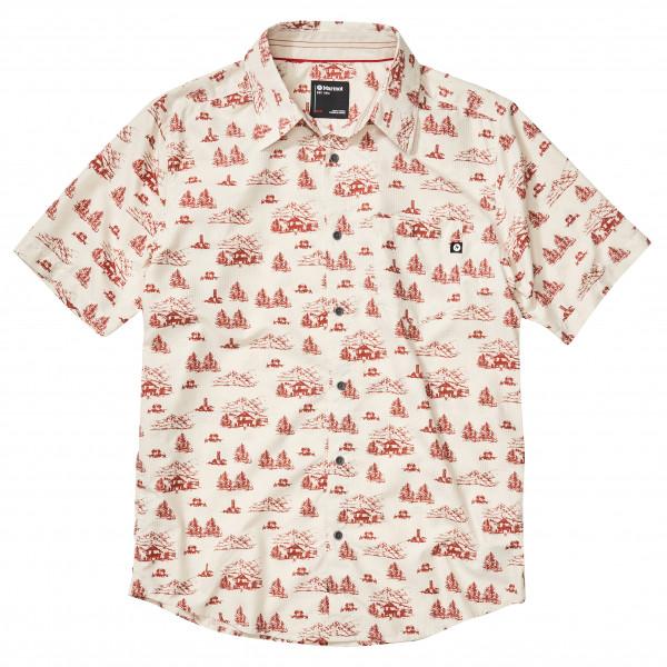 Marmot - Syrocco S/S - Skjorte