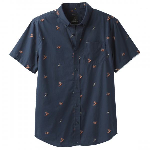 Prana - Broderick Shirt - Slim - Hemd