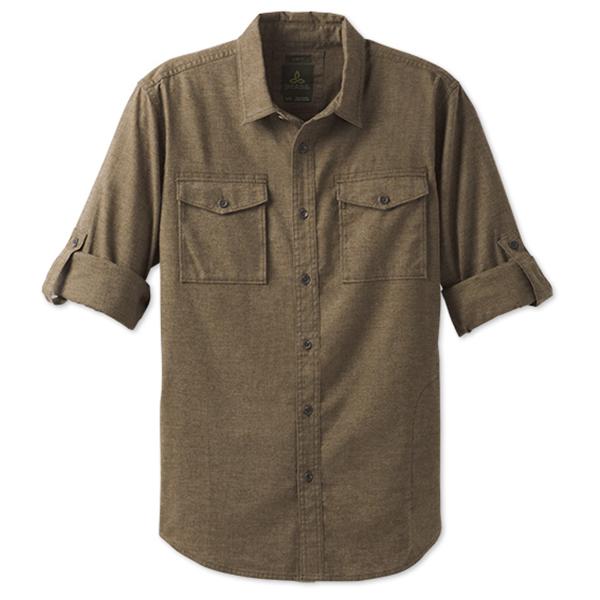 Prana - Merger Long Sleeve Shirt - Skjorte
