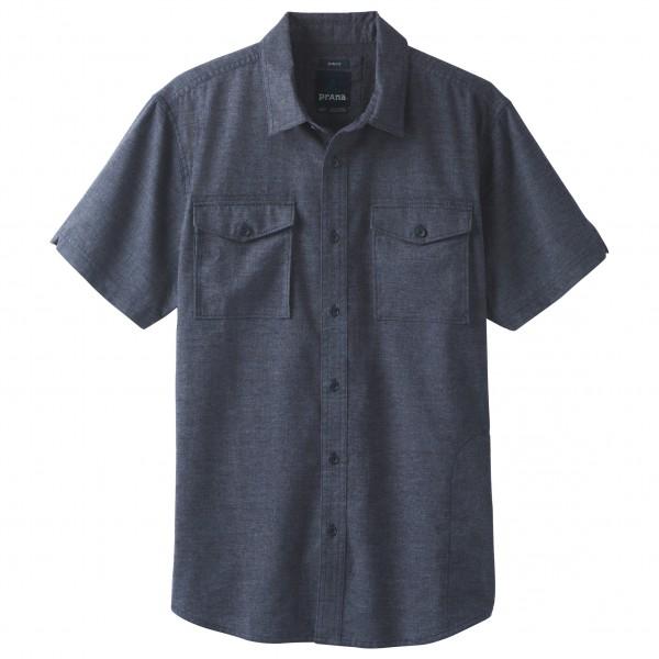 Prana - Merger Short Sleeve Shirt - Skjorta