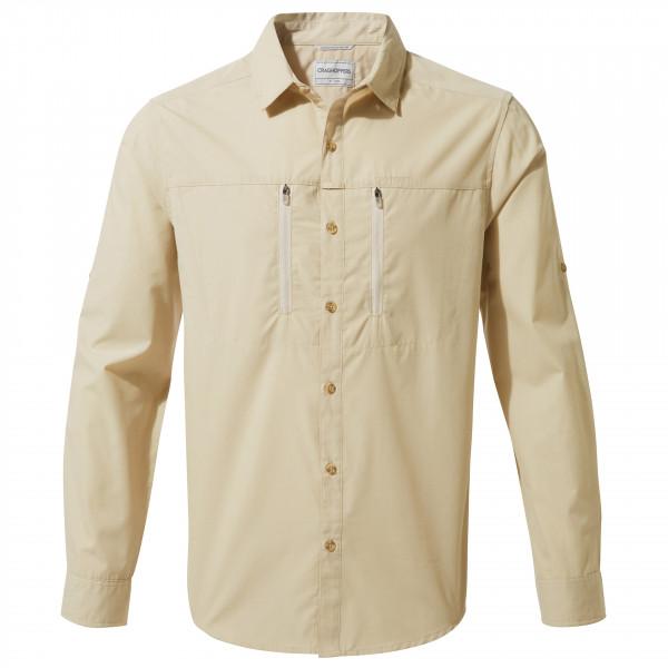 Craghoppers - Boulder L/S Shirt - Paita