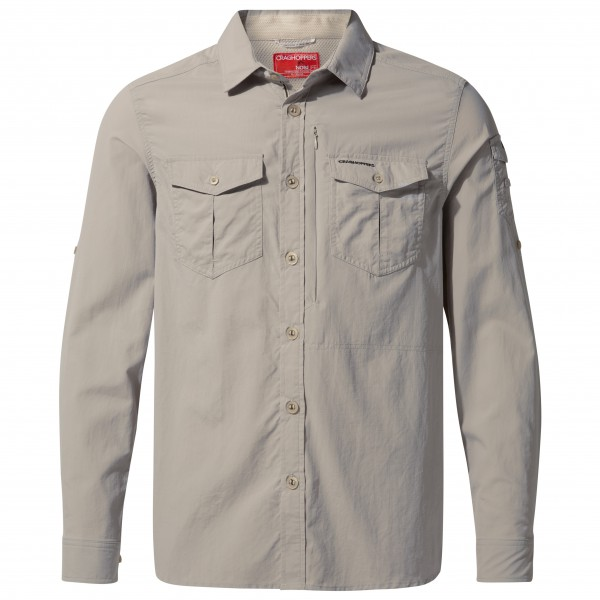 Craghoppers - Nosilife Adventure L/S Shirt - Hemd
