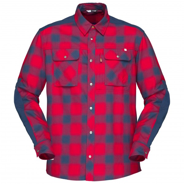 Norrøna - Svalbard Flannel Shirt - Hemd