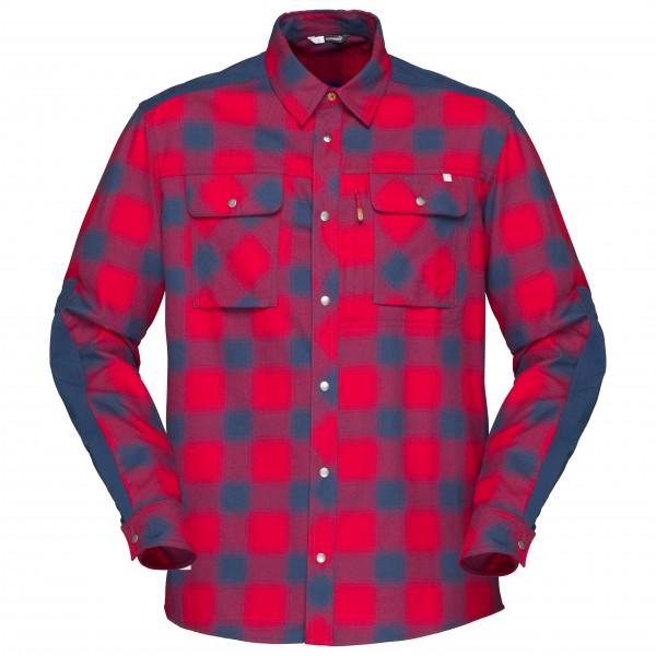 Norrøna - Svalbard Flannel Shirt - Overhemd