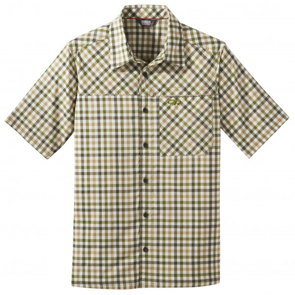 Outdoor Research - Discovery S/S Shirt - Overhemd