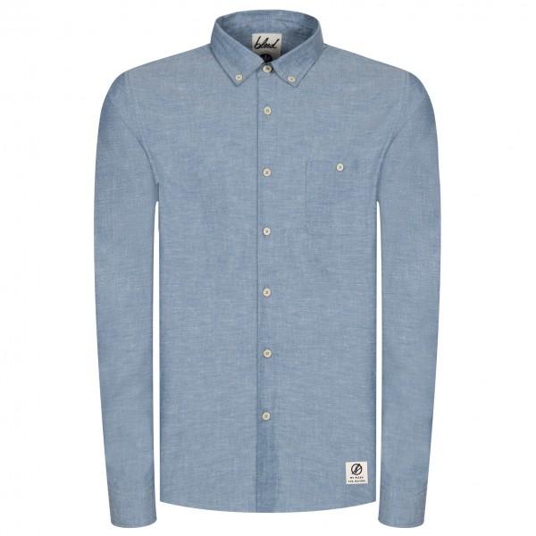 Bleed - Essential Oxford Shirt - Skjorta