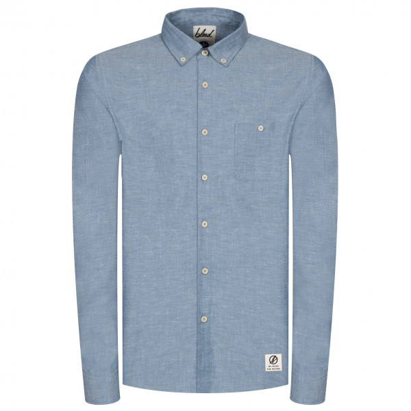 Bleed - Essential Oxford Shirt - Skjorte