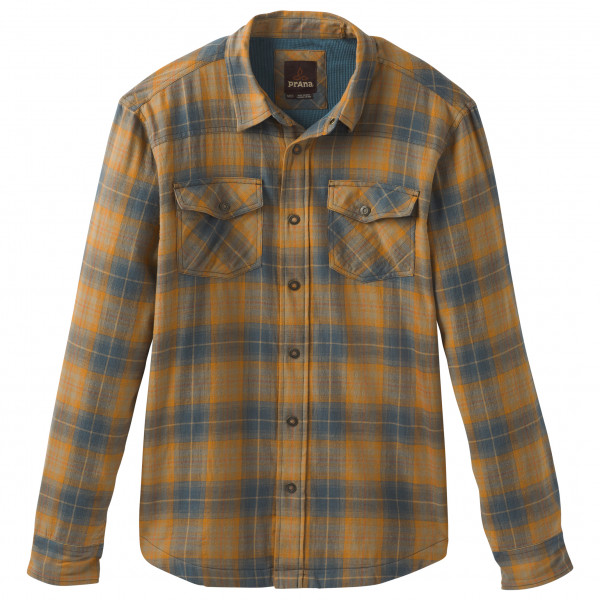 Prana - Asylum Flannel - Skjorte