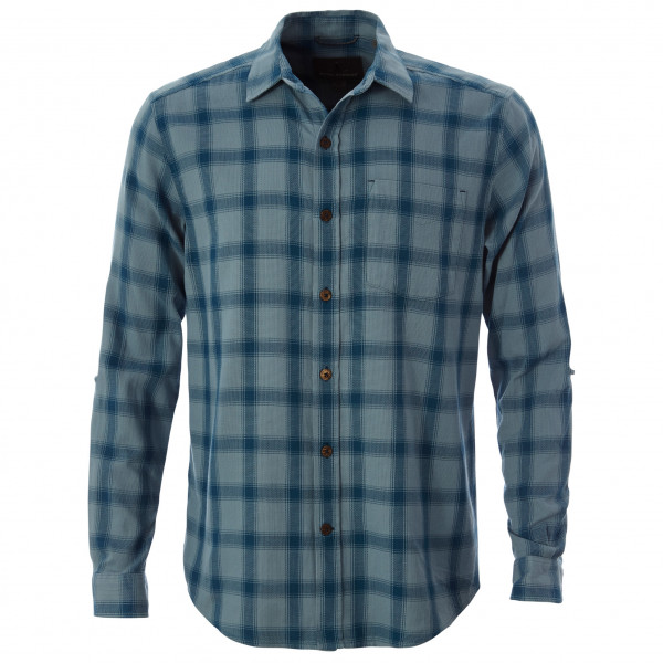 Royal Robbins - Cool Mesh Eco II Plaid L/S - Camisa