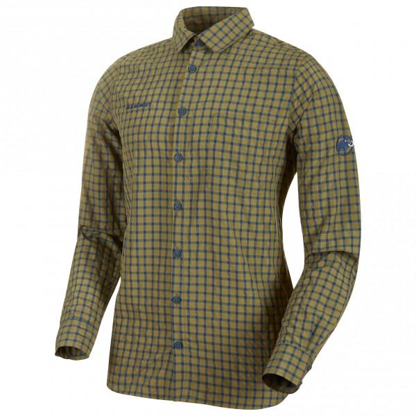Mammut - Lenni Longsleeve Shirt - Skjorte