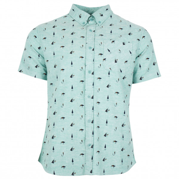 United By Blue - Norde Stretch S/S Button Down - Skjorte