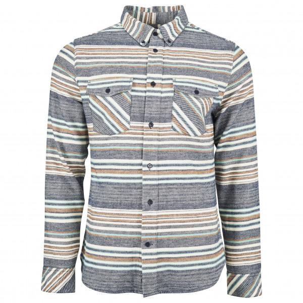 United By Blue - L/S Bridger Flannel - Hemd