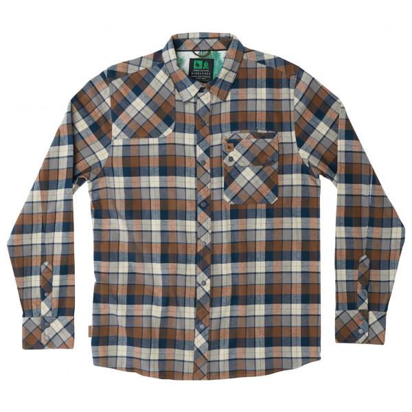 Hippy Tree - Gorman Flannel - Skjorte
