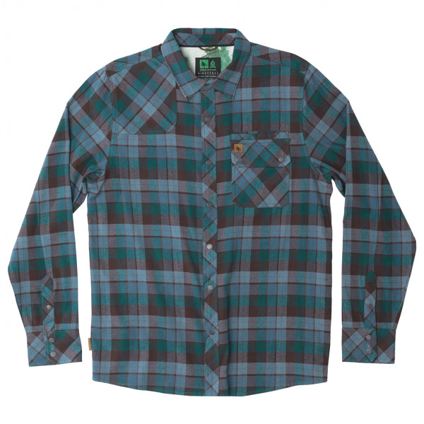 Hippy Tree - Gorman Flannel - Overhemd