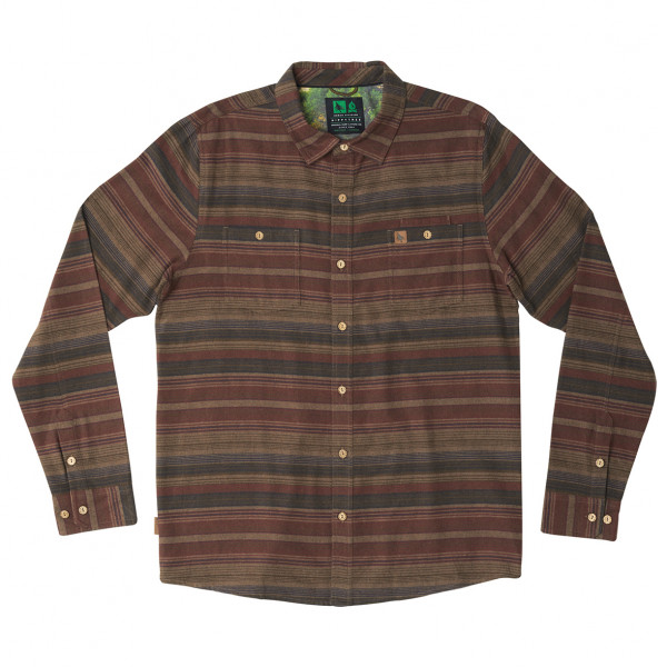 Hippy Tree - Santiago Flannel - Hemd