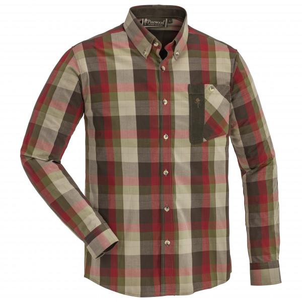 Pinewood - Himalaya Stretch Hemd - Hemd