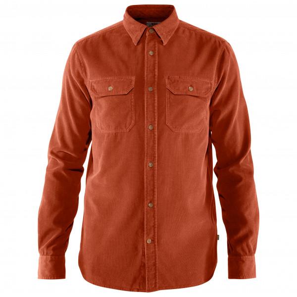 Fjällräven - Övik Cord Shirt - Shirt