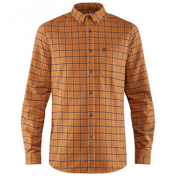 Fjällräven - Övik Flannel Shirt - Skjorta