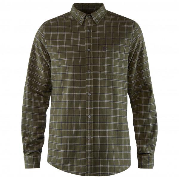 Fjällräven - Övik Flannel Shirt - Overhemd