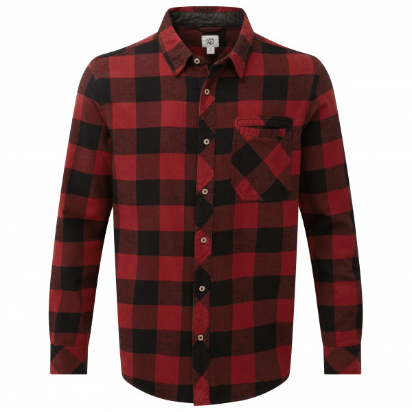 tentree - Benson Button Up L/S - Overhemd