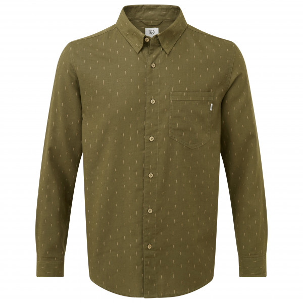 tentree - Moncos Button Up L/S - Skjorte