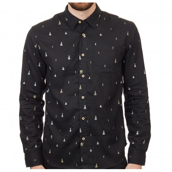 tentree - Moncos Button Up L/S - Overhemd