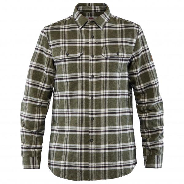 Fjällräven - Övik Heavy Flannel Shirt - Skjorte