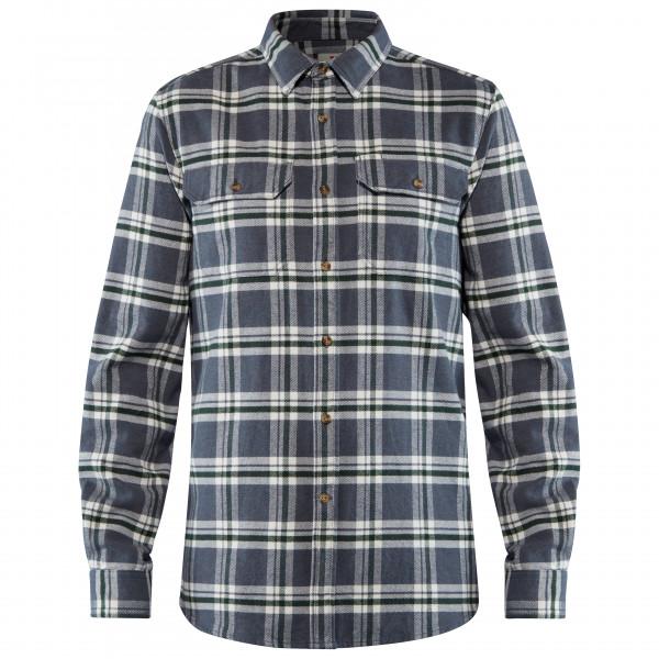 Fjällräven - Övik Heavy Flannel Shirt - Hemd