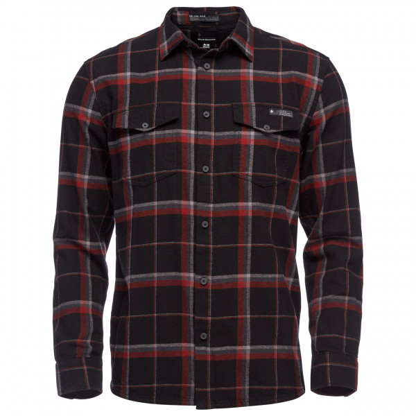 Black Diamond - Valley L/S Flannel Shirt - Shirt