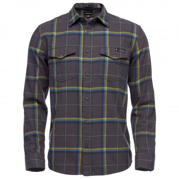 Black Diamond - Valley L/S Flannel Shirt - Skjorte