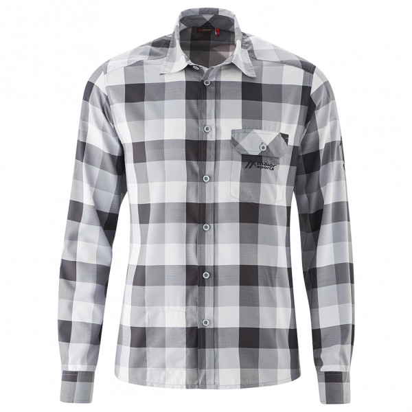 Maier Sports - Lorensis L/S - Overhemd