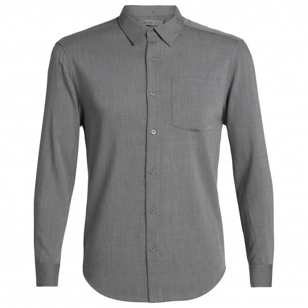 Icebreaker - Steveston L/S Flannel Shirt - Shirt