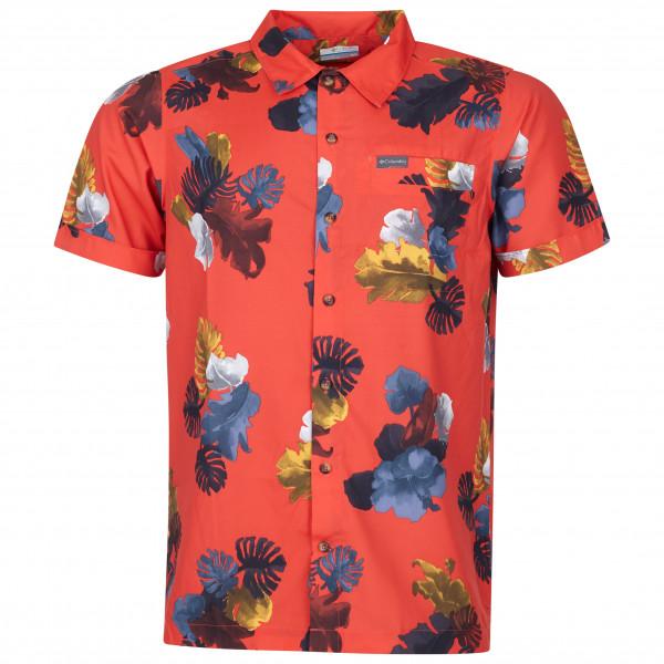 Columbia - Outdoor Elements S/S Print Shirt - Skjorte