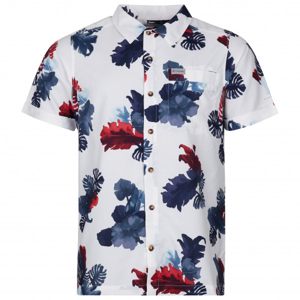 Columbia - Outdoor Elements S/S Print Shirt - Shirt