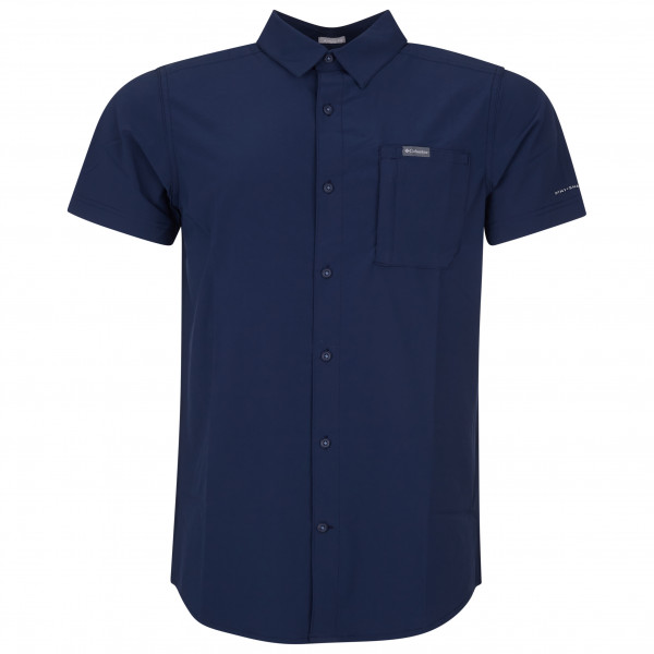 Columbia - Triple Canyon S/S Shirt Solid - Camisa