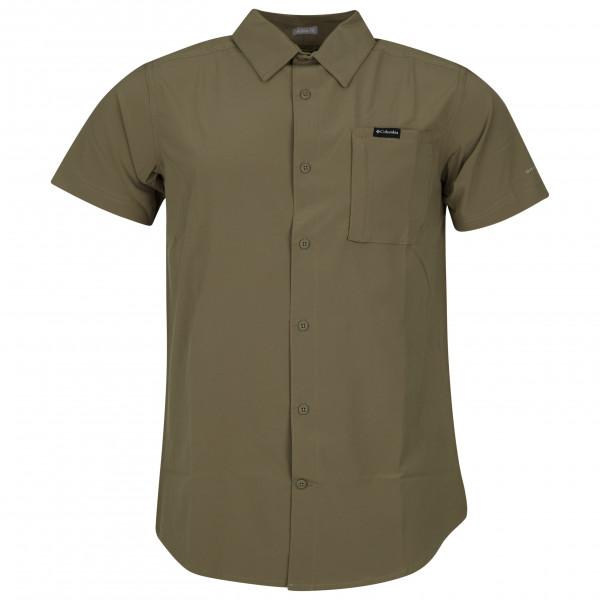 Columbia - Triple Canyon S/S Shirt Solid - Shirt
