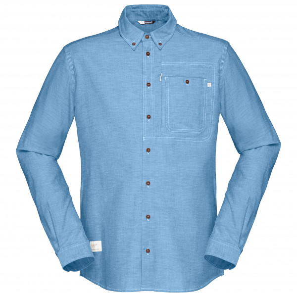 Norrøna - Svalbard Cotton Shirt - Shirt
