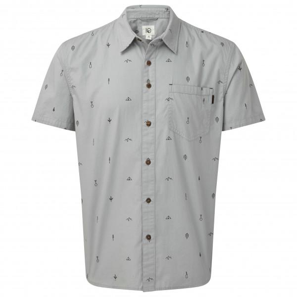 tentree - Cotton Short Sleeve Button Up - Hemd