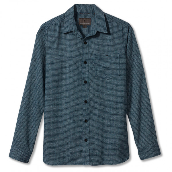 Royal Robbins - Hemp Blend L/S - Skjorta