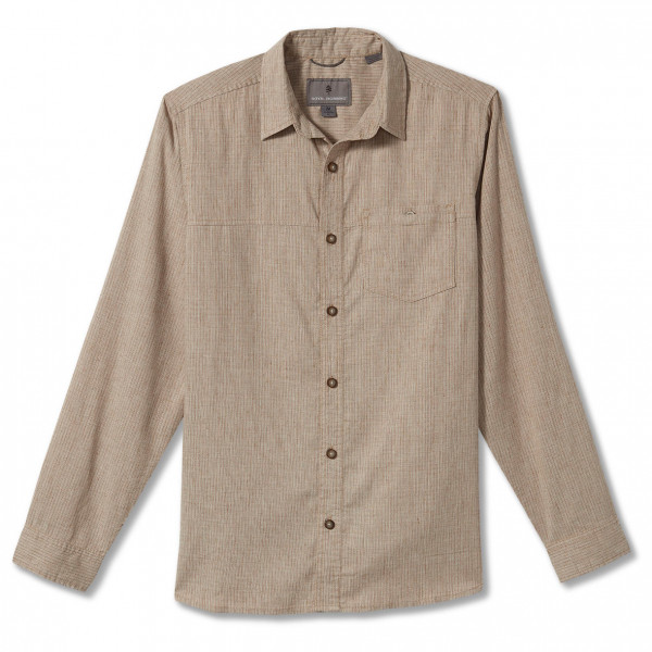 Royal Robbins - Hemp Blend L/S - Hemd