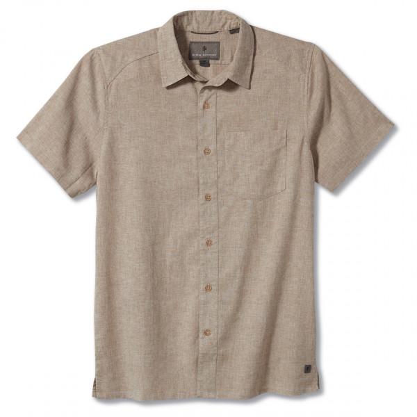 Royal Robbins - Hempline S/S - Overhemd