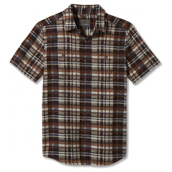 Royal Robbins - Slab City Dobby S/S - Hemd