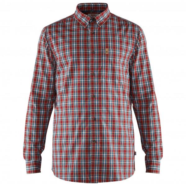 Fjällräven - Övik Shirt L/S - Hemd