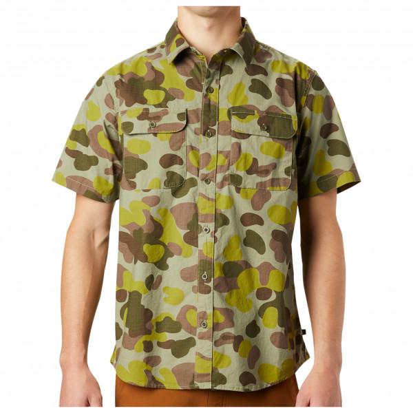 Mountain Hardwear - J Tree Short Sleeve Shirt - Overhemd