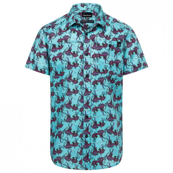 Black Diamond - S/S Solution Shirt - Overhemd