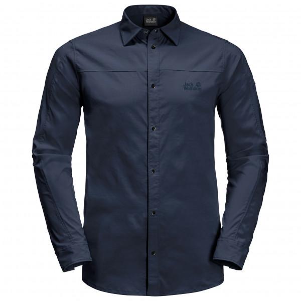 Jack Wolfskin - Kenovo L/S Shirt - Overhemd