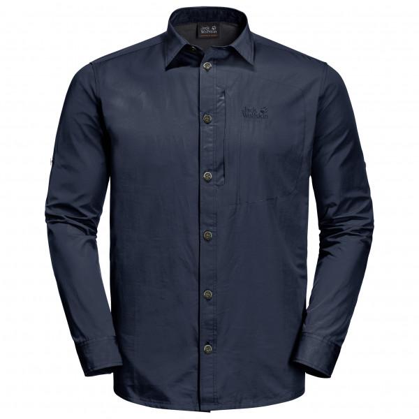 Jack Wolfskin - Lakeside Roll-Up Shirt - Overhemd