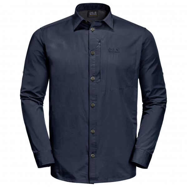Jack Wolfskin - Lakeside Roll-Up Shirt - Shirt