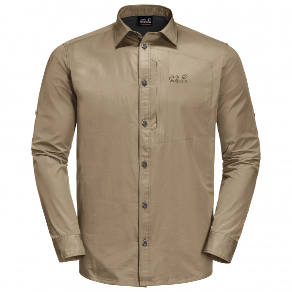 Jack Wolfskin - Lakeside Roll-Up Shirt - Shirt