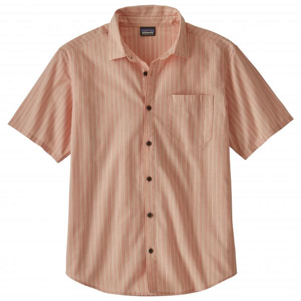 Patagonia - Organic Cotton Slub Poplin Shirt - Hemd